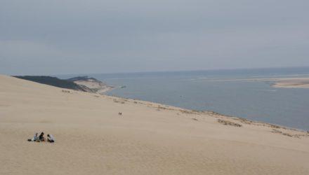 Дюна Пила (La dune du Pyla)