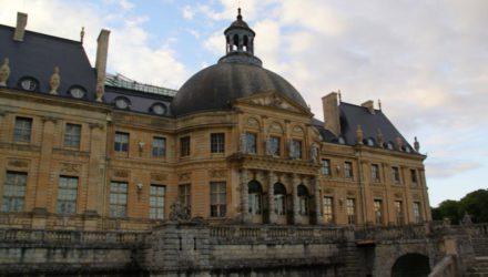 Замок Во-ле-Виконт (Chateau de Vaux-le-Vicomte)
