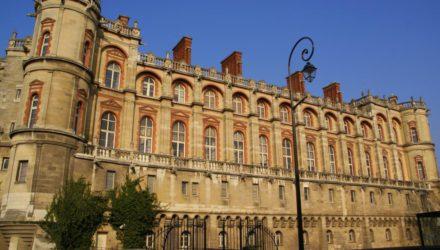 Замок Сен-Жермен-ан-Ле (Chateau de Saint-Germain-en-Laye)