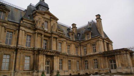Замок Мезон Лаффит (Chateau de Maisons-Laffitte)