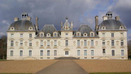 Замок Шеверни (Chateau de Cheverny)