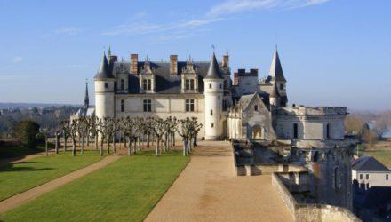 Замок Амбуаз (Chateau d'Amboise)