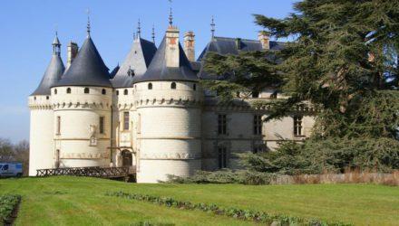 Замок Шомон сюр Луар (Chateau de Chaumont-sur-Loire)