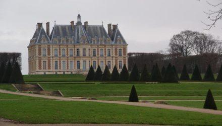 Замок Со (Sceaux)