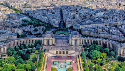 Парижская недвижимость: стоимость в районах