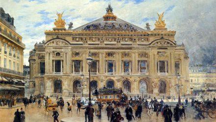 Гранд Опера – легендарный оперный театр