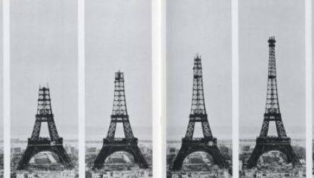 Эйфелевой башне — 123 года