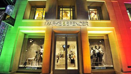 Marks&Spencer вернулся в Париж