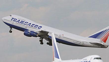 «Трансаэро» разрешили полеты во Францию