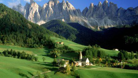 Не забываем про Пиренеи