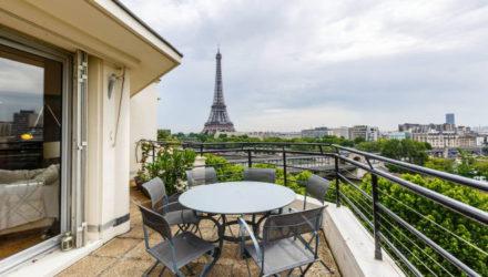 В Париже нельзя будет снять квартиру на короткий срок