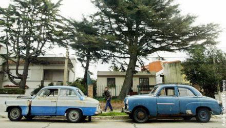 В Париже хотят запретить старые автомобили