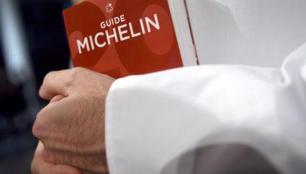 Новое издание ресторанного гида Michelin на 2012 год