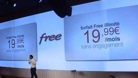 Французский мобильный оператор Free запускает самый дешевый тариф в стране