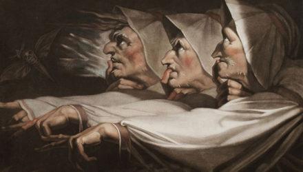 В Париже открылась выставка, посвященная ведьмам