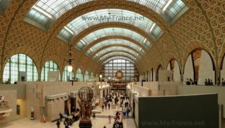 Французский музей Д'Орсэ откроет выставку в Шанхае