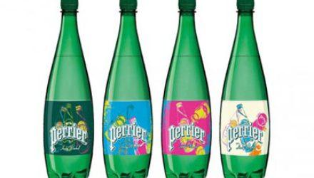 Французской минеральной воде Perrier исполняется 150 лет