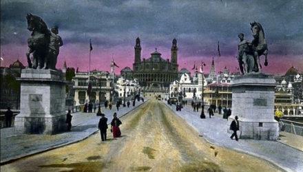 Второй Париж в начале 20 века