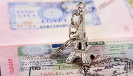 Список документов для визы во Францию