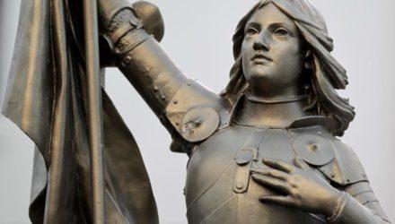 600-летие со дня рождения Жанны д`Арк