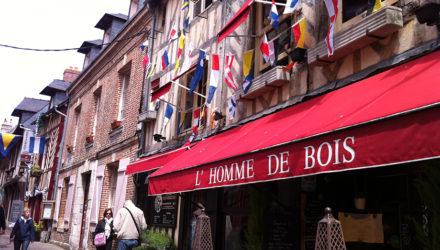 Питание во время путешествий по Франции